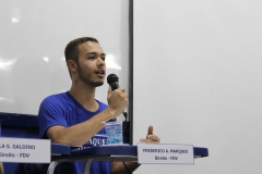 Painel 'Destaques do Vestibular' 2019, com as 1ªs séries do Ensino Médio