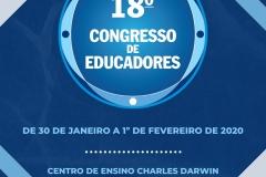 Programação - Congresso de Educadores 2020
