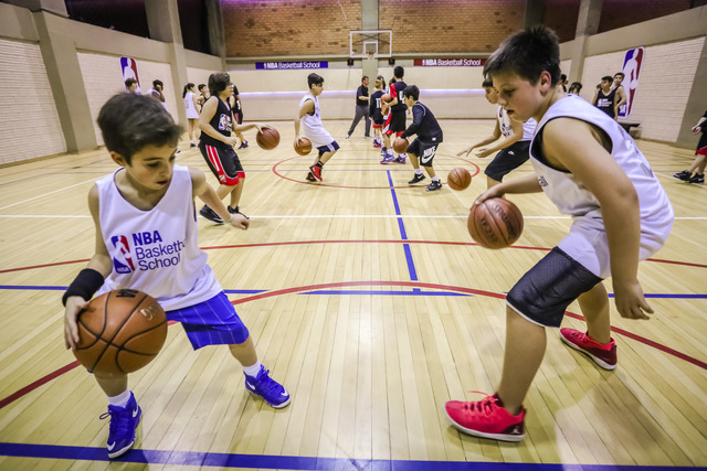 Darwin firma parceria com a NBA Basketball School