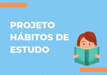 Projeto Hábitos de Estudo auxilia alunos do Fundamental