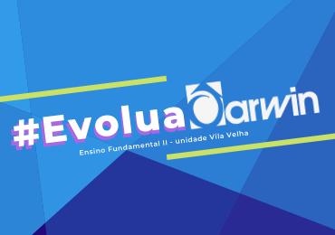 Participe do #EvoluaDarwin e ganhe até 75% de desconto na mensalidade
