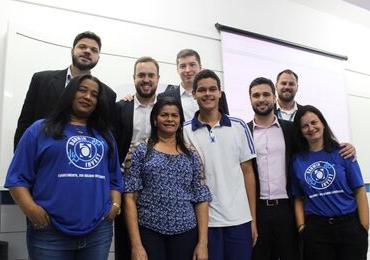 'Darwin Invest' encerra atividades com workshop para pais e alunos