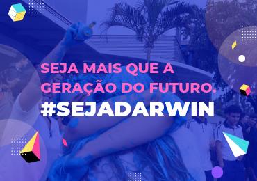 Agende uma visita e #SejaDarwin