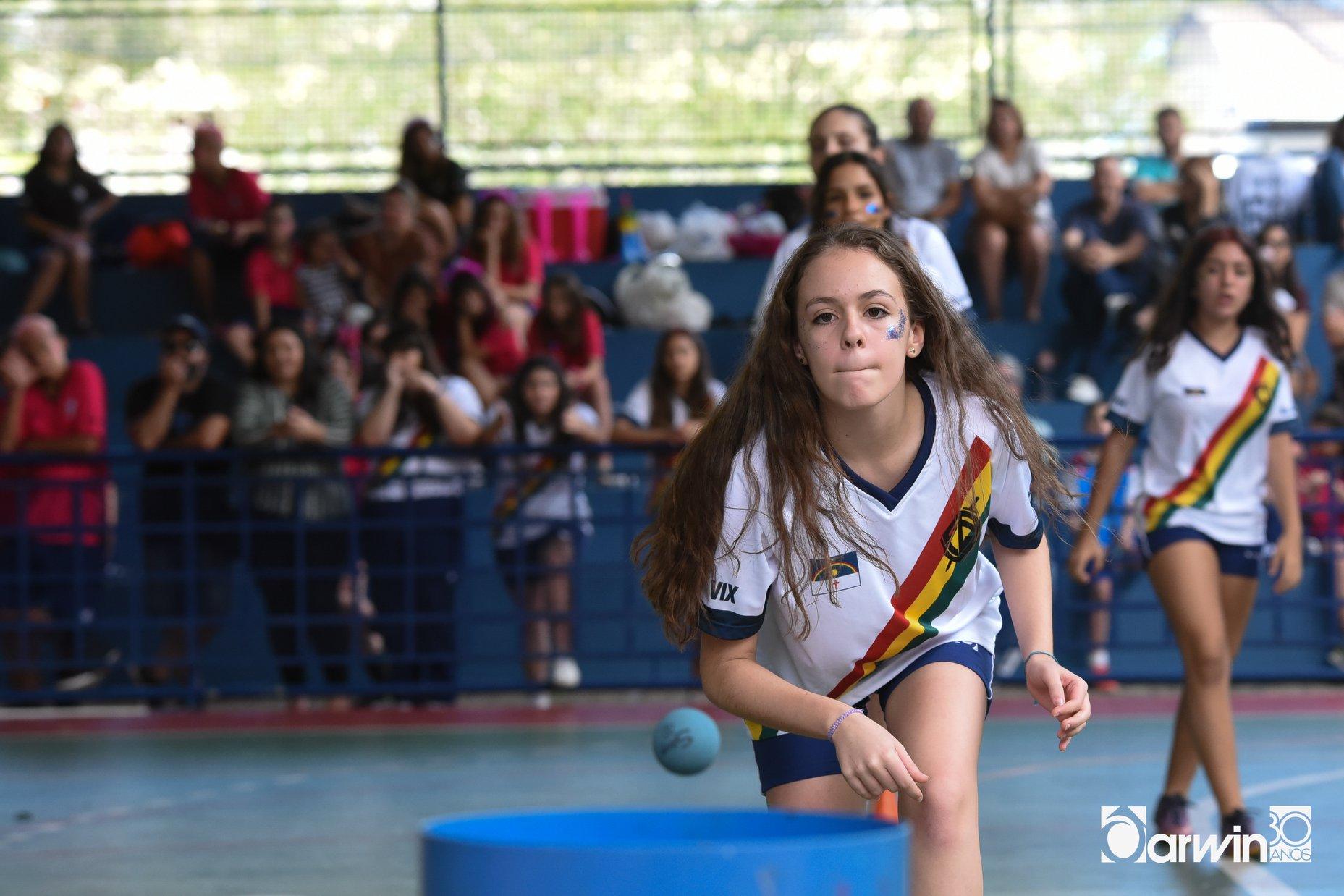 União e adrenalina na Olimpíada Esportiva do Fundamental II