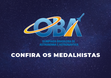 Darwin conquista mais de 100 medalhas na Olimpíada Brasileira de Astronomia
