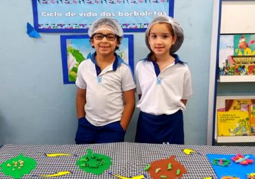 Alunos do Fundamental realizam Mostra de Ciências no Darwin Vila Velha