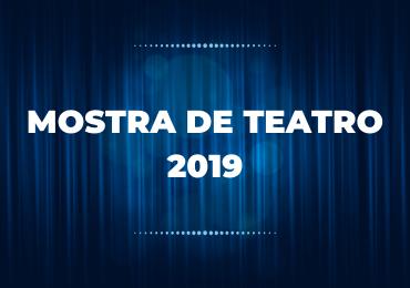 Programe-se e prestigie nossos alunos na Mostra de Teatro 2019