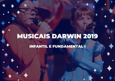 Confira a agenda dos Musicais do Infantil e do Fundamental I