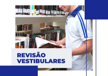 Preparação para vestibulares com a Revisão Pós-Enem