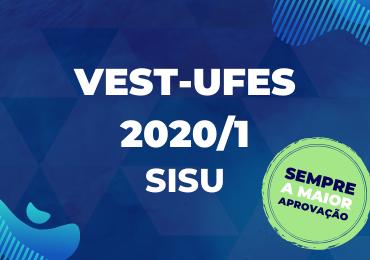 Vest-Ufes 2020/1 (SiSU): 1º lugar em Medicina (não cotista) é do Darwin