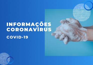 Informações sobre o Coronavírus