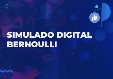 Informações sobre o 2º Simulado Digital Bernoulli