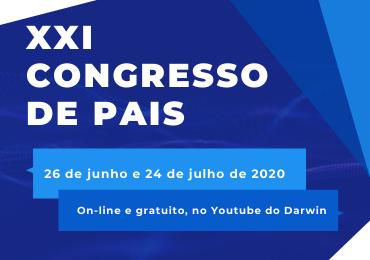 Congresso de Pais 2020 será virtual e aberto ao público