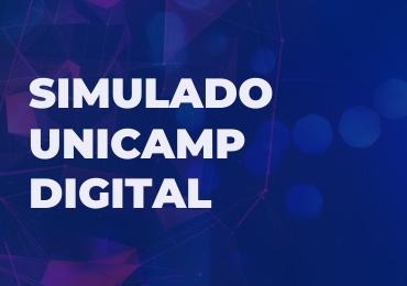 2º Simulado Unicamp Digital será disponibilizado no dia 13 de setembro