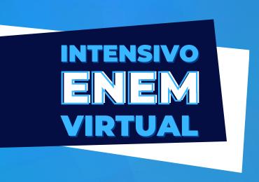 Intensivo Enem Virtual terá início no dia 03 de novembro