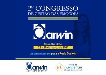 2º Congresso das Emoções abordará a saúde emocional para a Rede Darwin