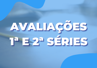 Novos horários para as provas presenciais da 1ª e da 2ª séries na unidade Vitória