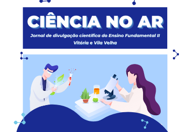 Jornal Ciência no Ar está disponível para acesso