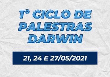 Psicólogos do LIV e ex-aluno Darwin participam do 1º Ciclo de Palestras Darwin