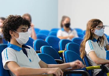 Do Fundamental II para o Médio: projeto auxilia alunos na mudança de segmento