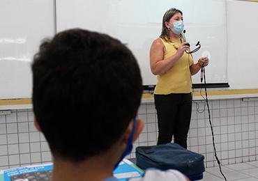 Projeto Integração prepara alunos do 5º ano para chegada ao Fundamental II